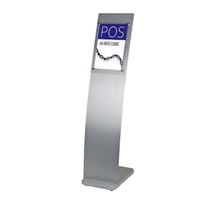 A4 Poster Display Stand with Acrylic Holder