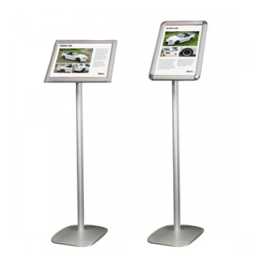 Swift-Poster-Display-Stand-Floor-Frame-Stand