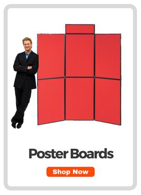 Folding Display Boards