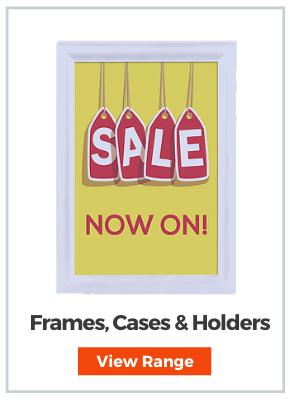 Poster Holders - Frames & Cases